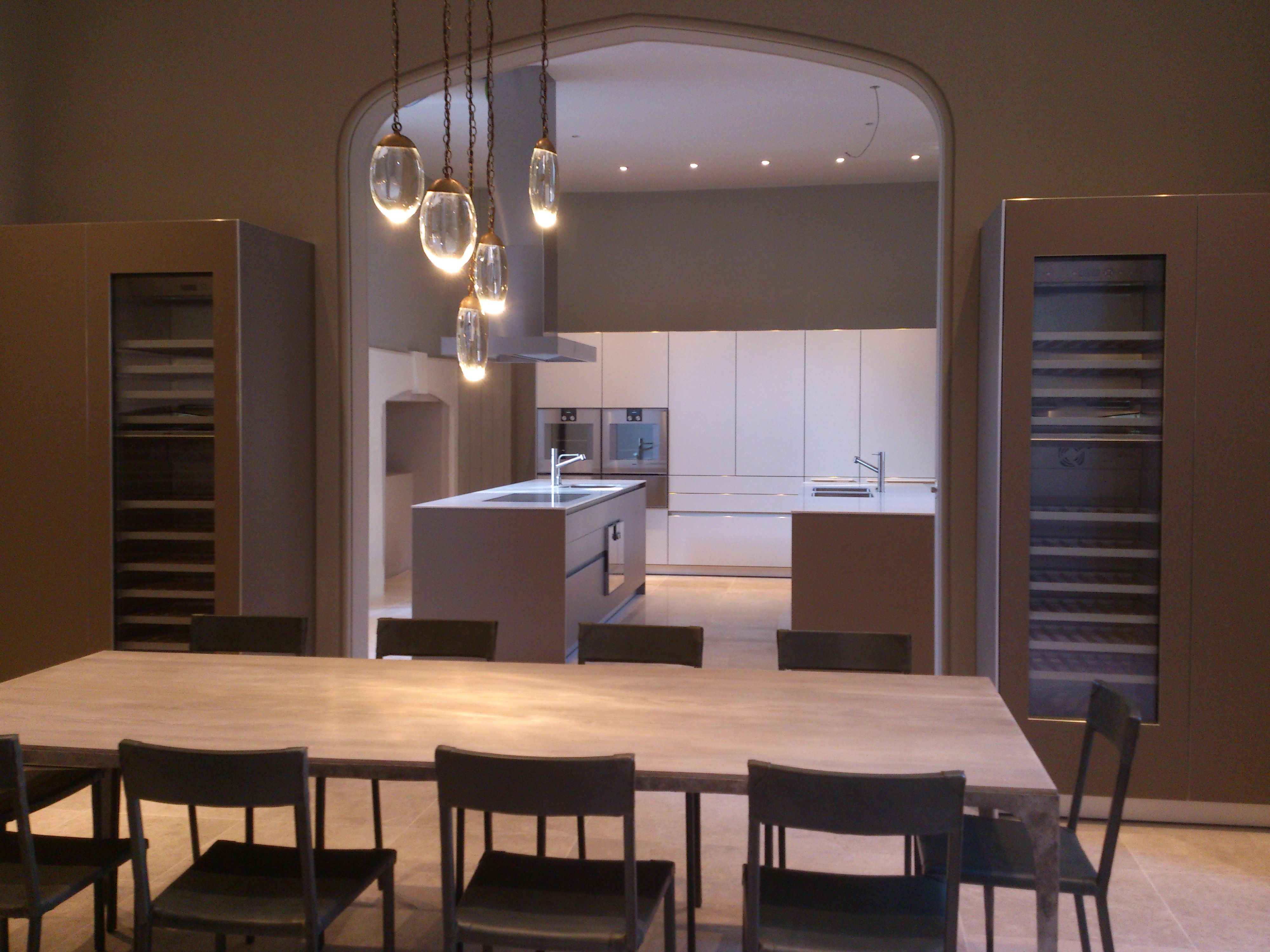 Kitchen Bulthaup - Gaggenau, design by Rocio E.Lereah   House ...