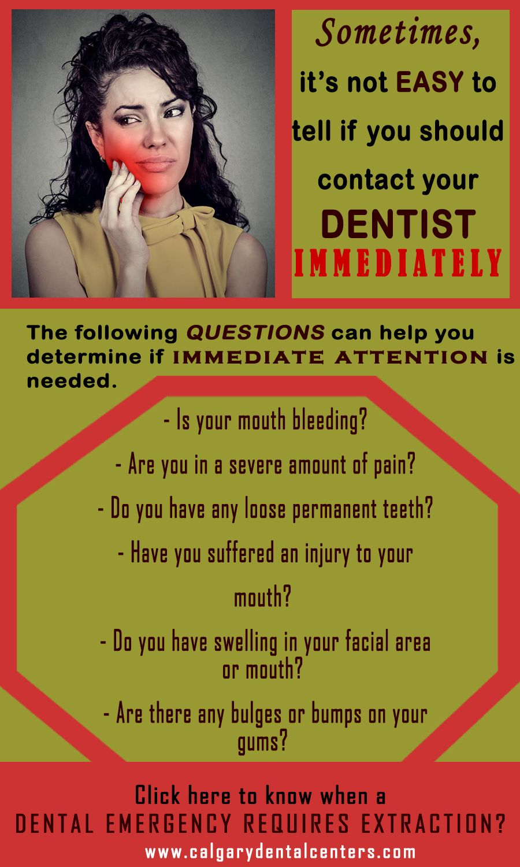 Emergency dentistry calgary emergency dental extraction