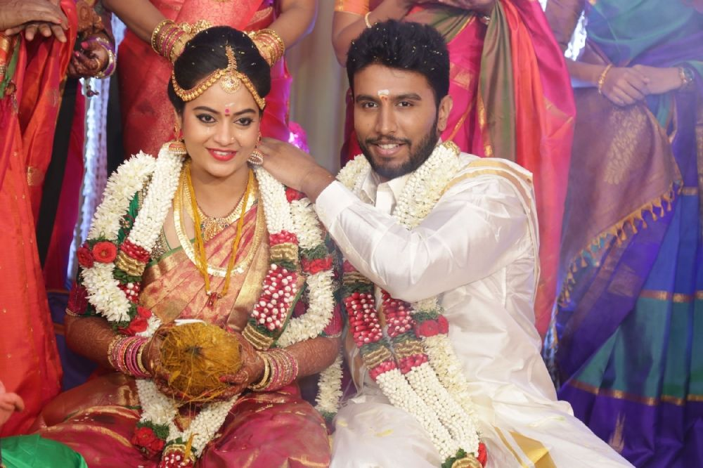Actress Suja Varunee Sivakumar Marriage Photos