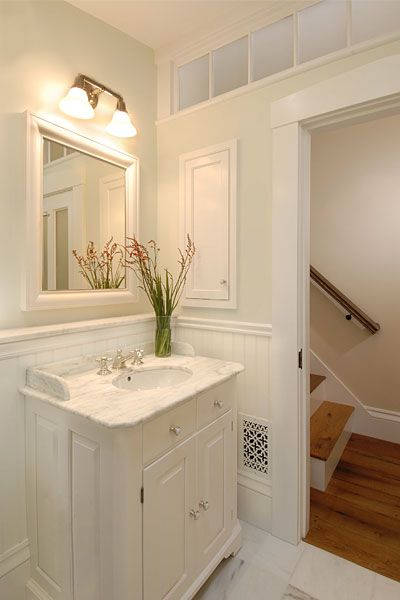 Charlie Allen Renovations Inc Childrens Bath Bathroom Restoration Traditional Bathroom Windowless Bathroom Bathroom Design