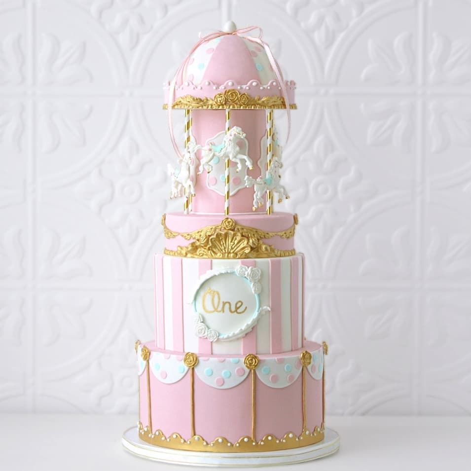 100 Amazing Celebration Cakes For All Occasions