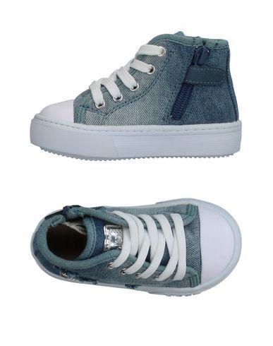 LIU •JO GIRL Girl's' Low-tops & sneakers Blue 8C US