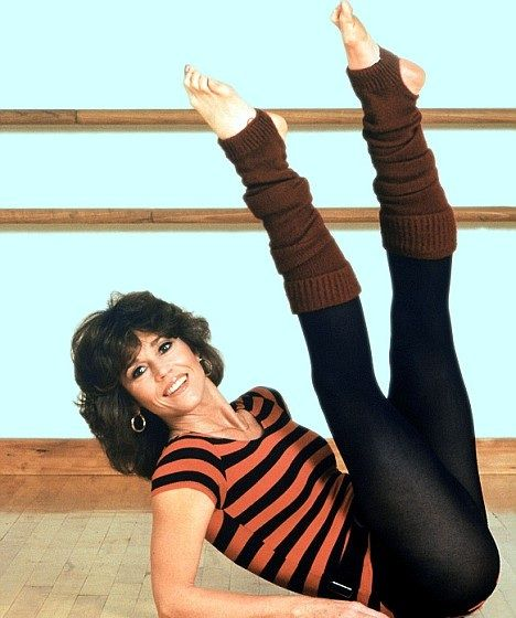 fitness guru the jane fonda workout video was released in 1982 and went on to sell more than 17 million copies
