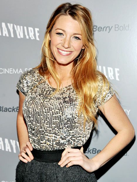 3a28e285708 Blake Lively Named Face of Gucci s Premiere Perfume