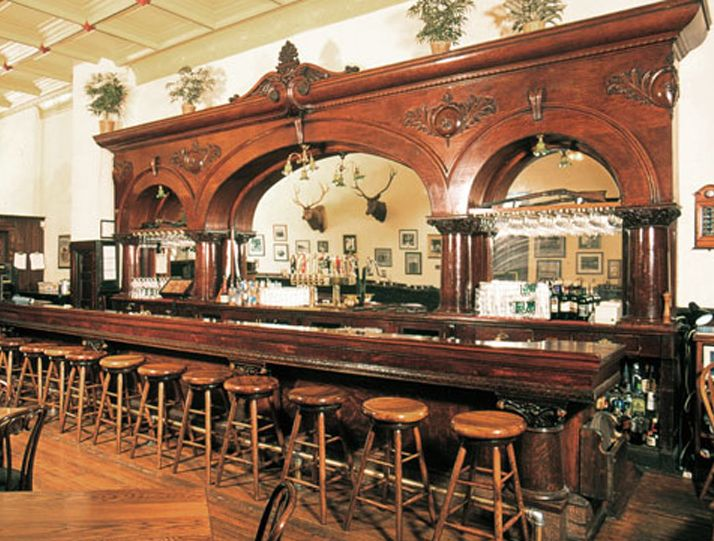 Coco S Collection Western Bar Customer Furnished Photo America 1877 On A Smaller Scale Of Course