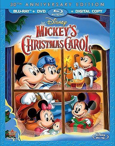 Mickey Mouse Una Navidad Con Mickey 1983 Br1080 Mp3 Espanol Mickey Pelicula Ebenezer Scrooge Villancico De La Navidad