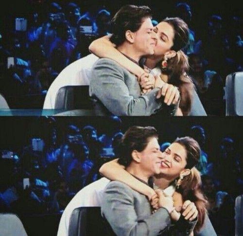 Deepikaaa Sharukh Deepika Padukone Shahrukh Khan Shahrukh Khan And Kajol