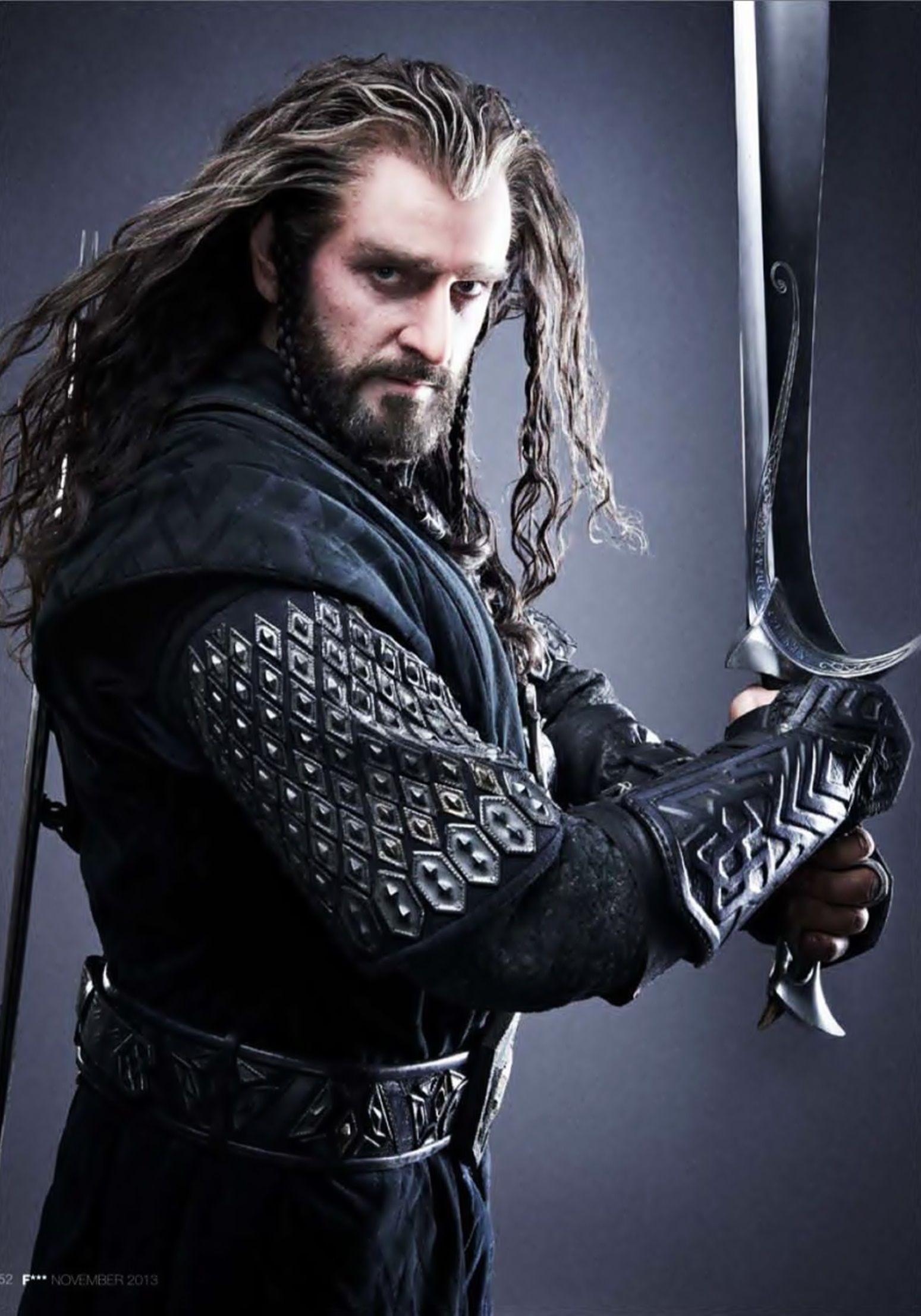 Richard Armitage/The Hobbit