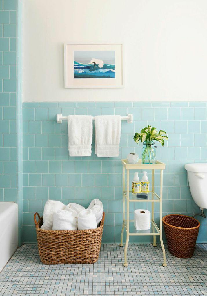 Flores en el Baño | La Bici Azul: Blog de decoración ...