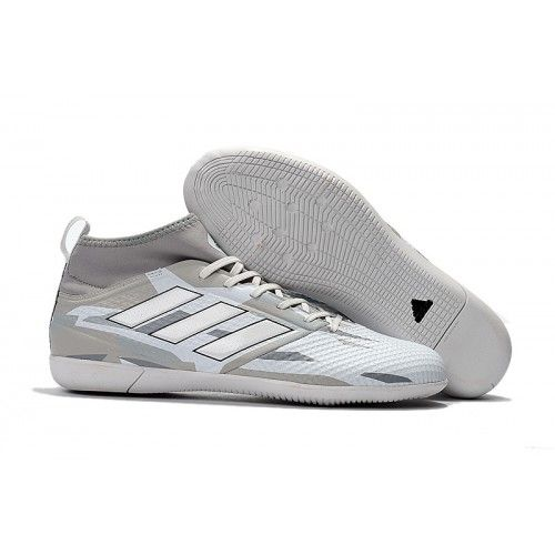 Kupiti Adidas ACE 17.3 Primemesh IC Nogometne Tenisice Gray White ... 390378fa1cc