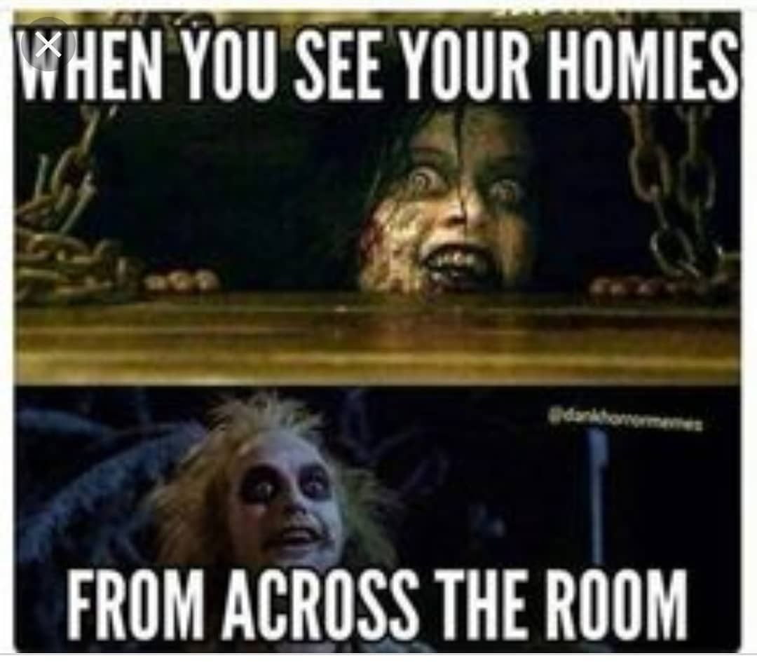 Haha Those Are The Best Morning Everyone Horrorcommunity Horrormeme Horrormovies Hor Horror Movies Memes Horror Movies Funny Horror Movies Scariest