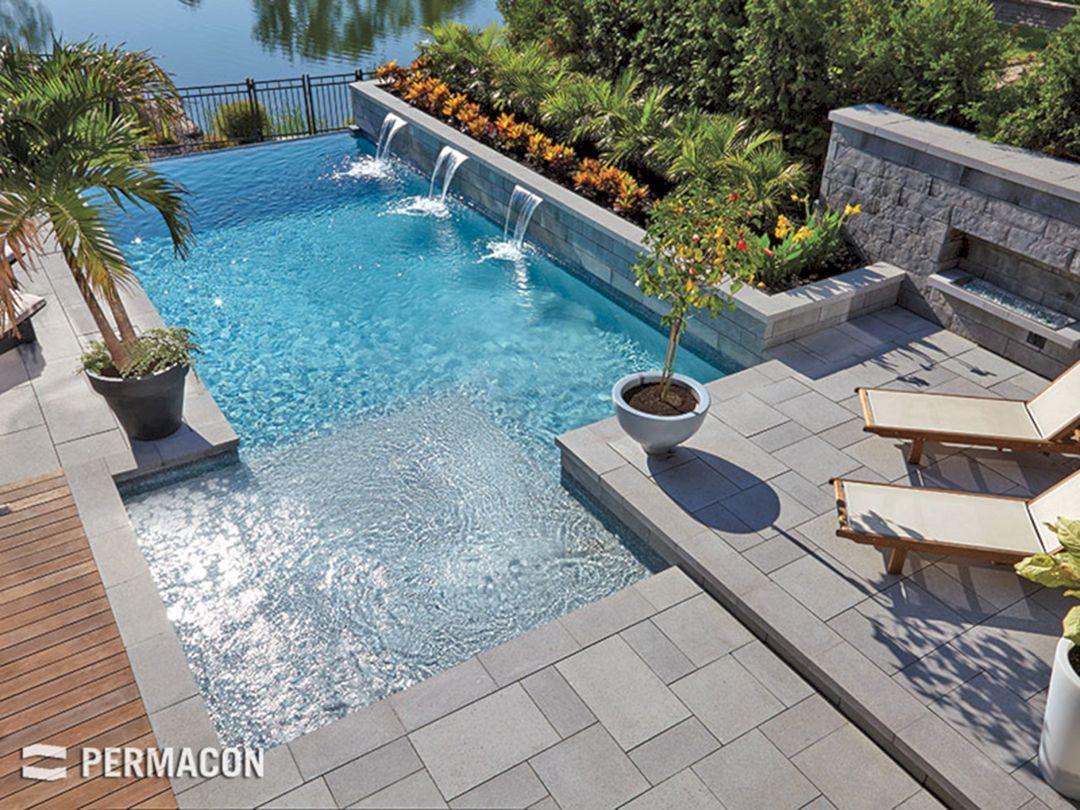Best Modern Pool Design Ideas 35 Best Inspirations Piscine Et