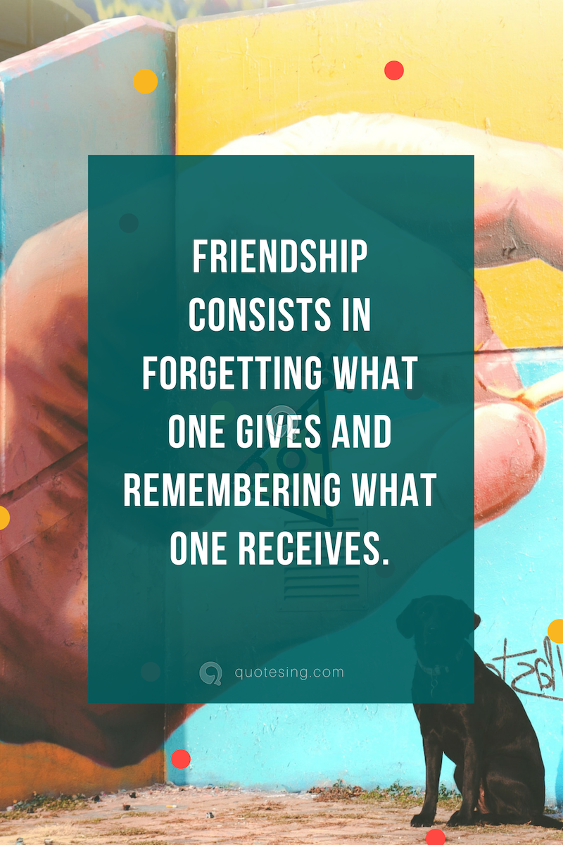 Pin Op Quotes About Friendship