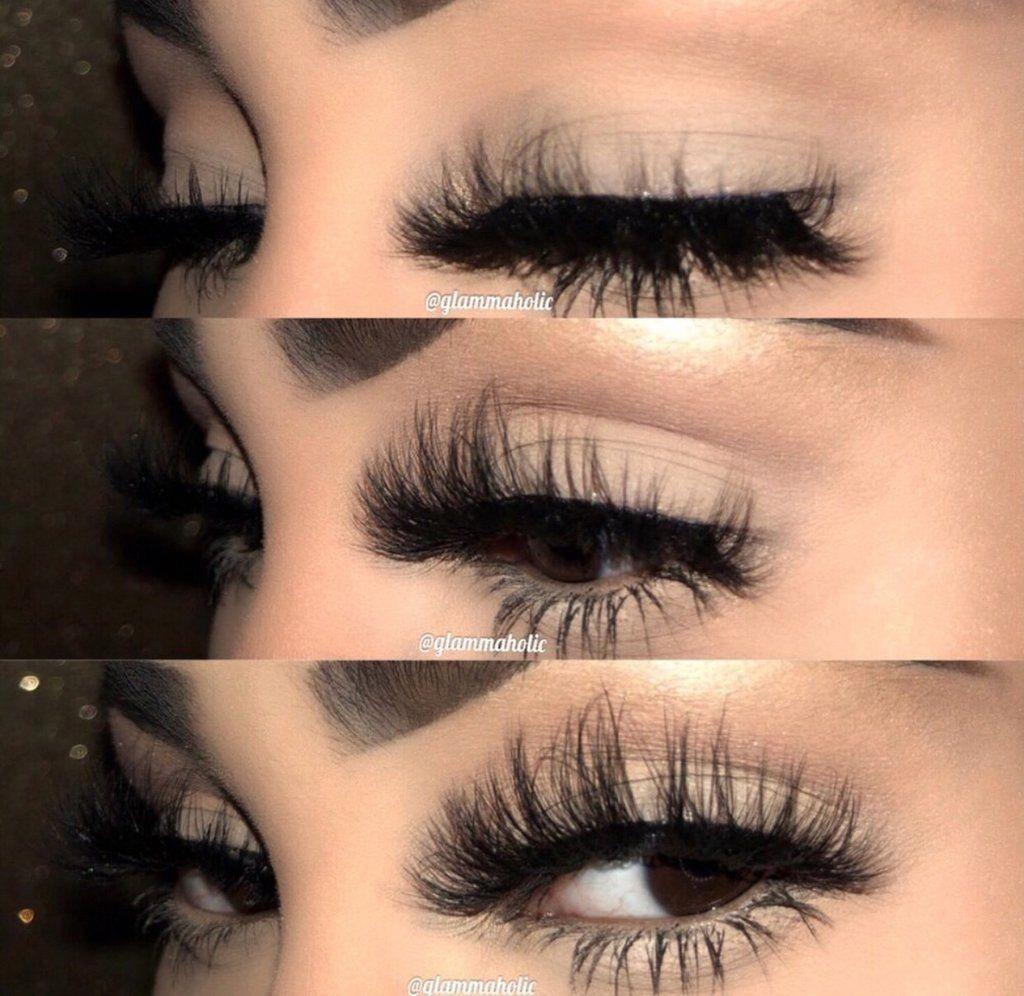 Semi Permanent Eyelash Extensions Individual Mink Lash