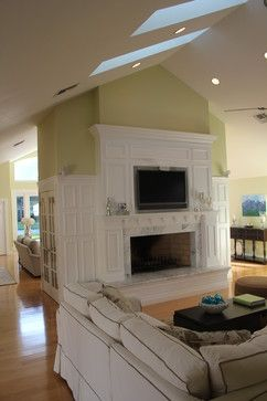 Fireplace Design Ideas With Vaulted Ceilings Open Plan Ceiling Pictures Remodel