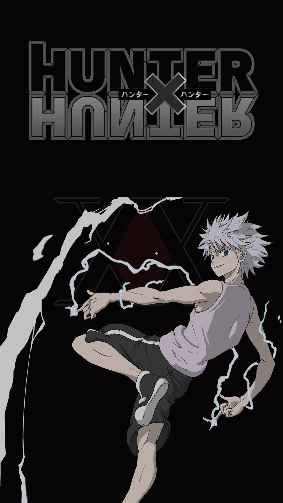 killua wallpaper x anime anime