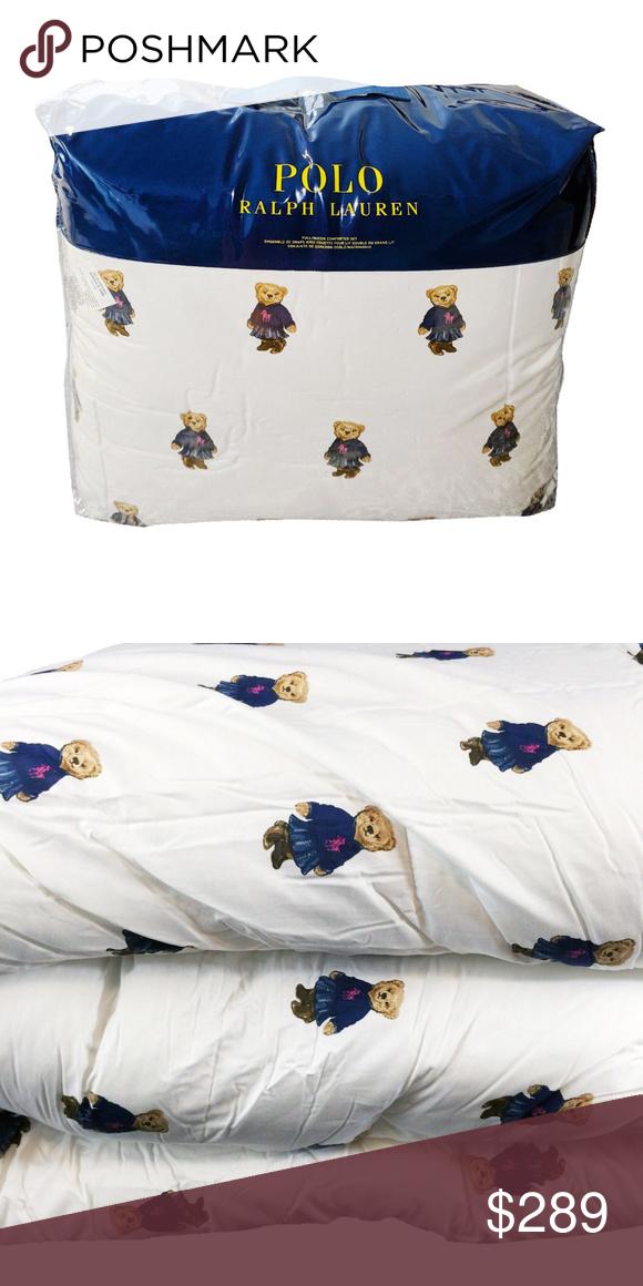 Ralph Lauren Bedding With Bear Off 76, Polo Ralph Lauren Bedding Set