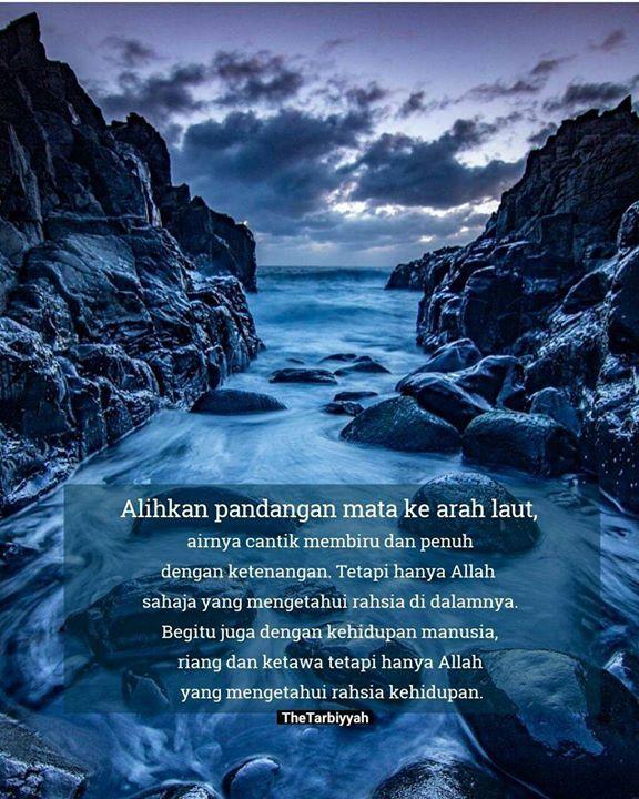 Kata Kata Hikmah Lautan