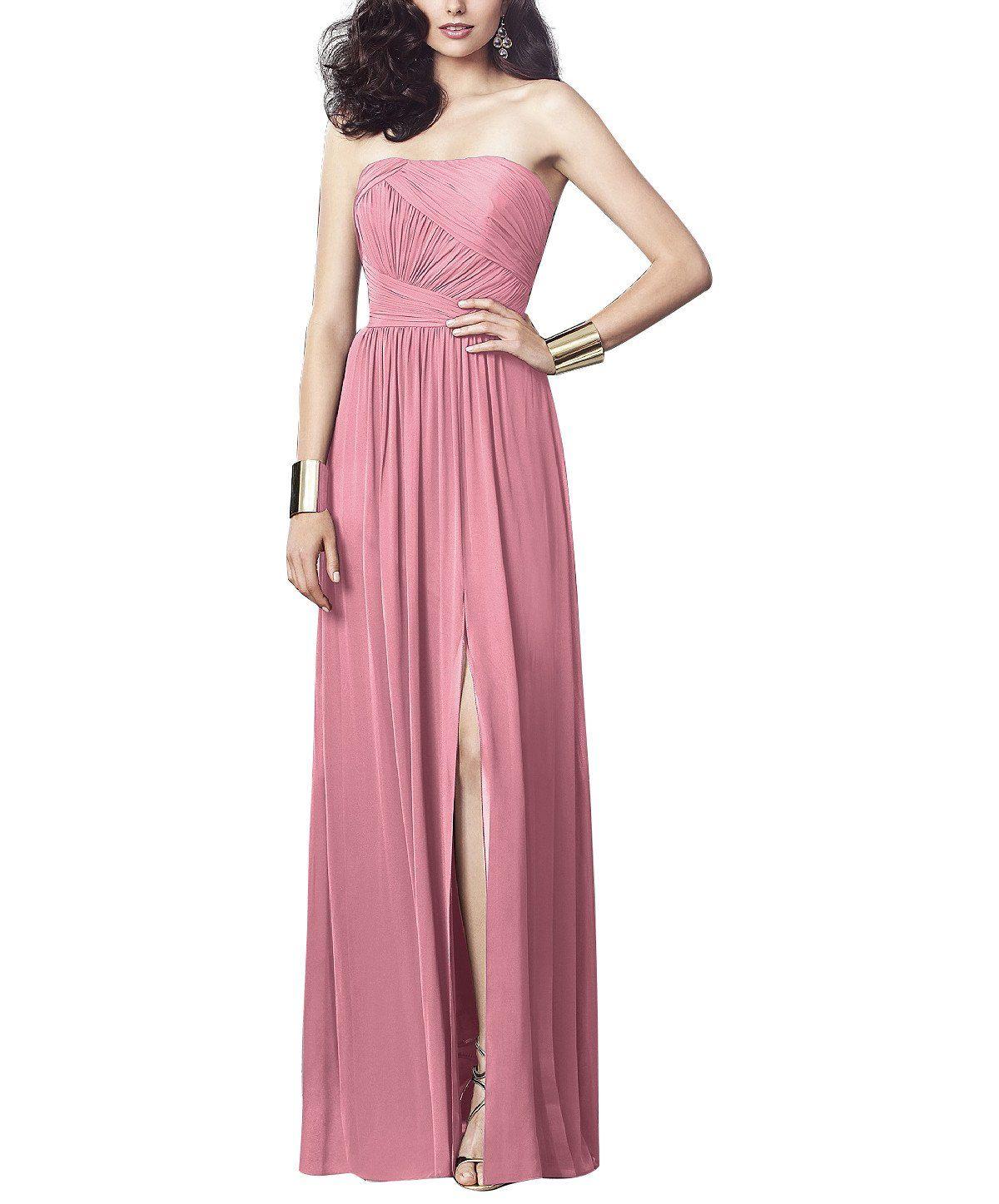 Excelente Vestido De La Dama De Honor Dessy Ideas Ornamento ...