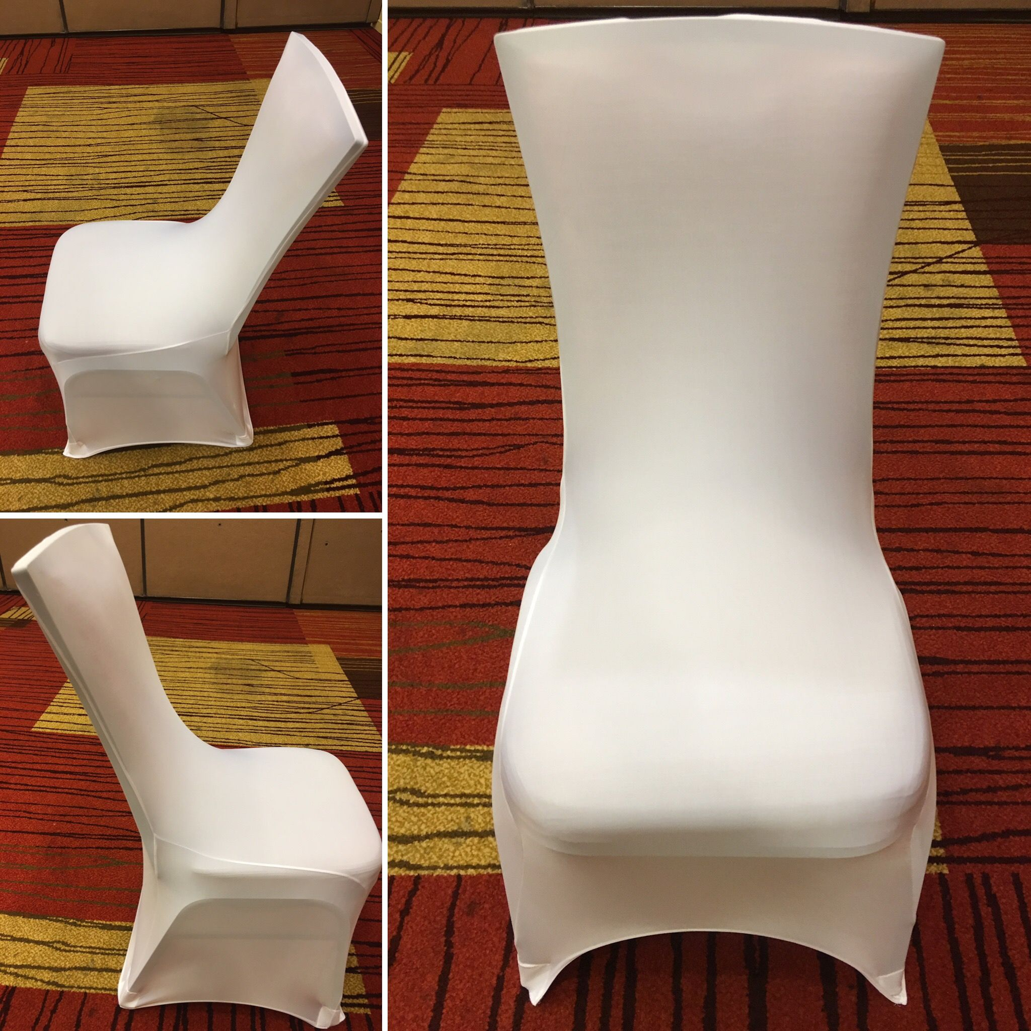 Strange Get Fresh Square Top Banquet Chair Cover Rentals For Creativecarmelina Interior Chair Design Creativecarmelinacom