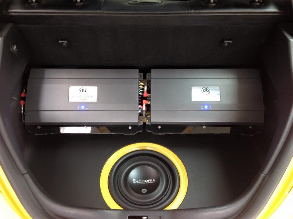 Euphoria Car Audio Installation By Nacho Torres Volkswagen