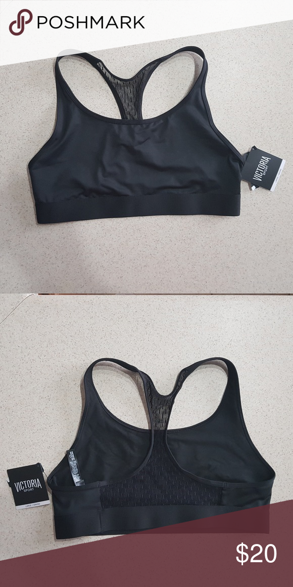 d73c93a4a9ec8 Victoria s Secret NWT Player Racerback Sports Bra Brand new with tags The  Player by VIctoria s Secret