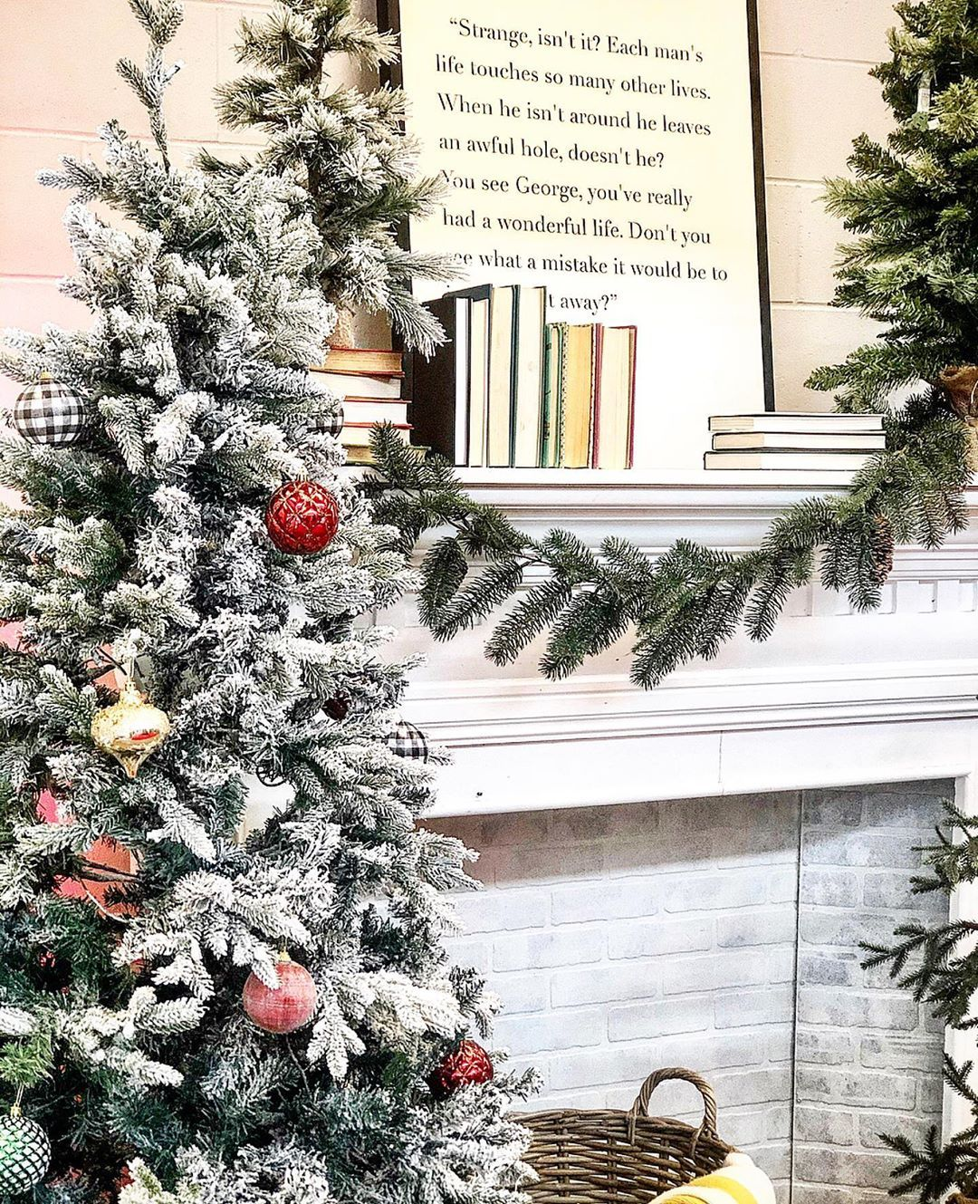 Ad Excited To Bring This Charming Little Tree Home After This Weeks Indiana Christmas Gift And Hobby Show Sweet Surprise Holiday Decor Christmas Wreaths Tree