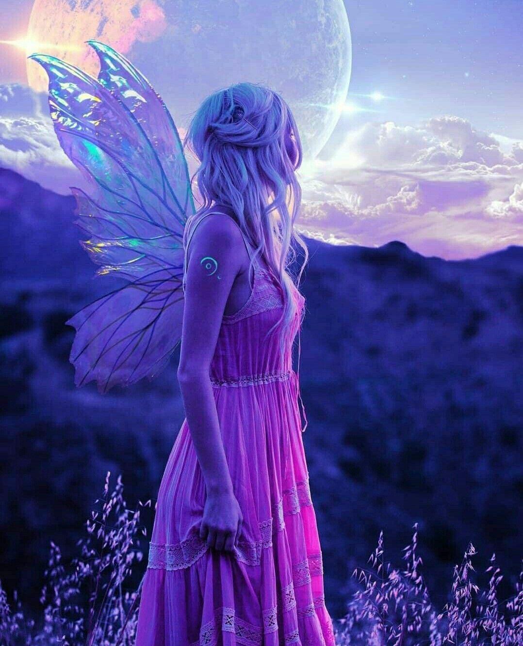 Pin By Trisha S Choice On Fashion Ka Jalwa Fairy Background Beautiful Fairies Fantasy Art Fairy Wallpaper