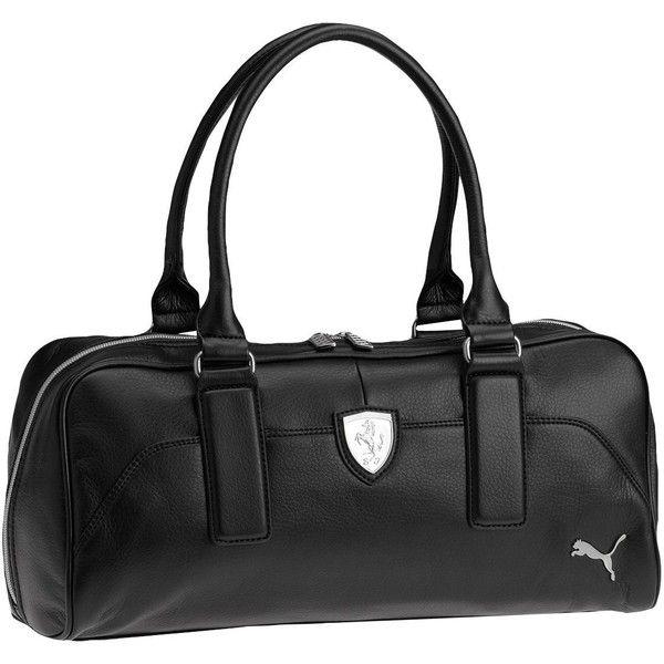 7148b17eed95 Ferrari Handbag ( 60) ❤ liked on Polyvore featuring bags