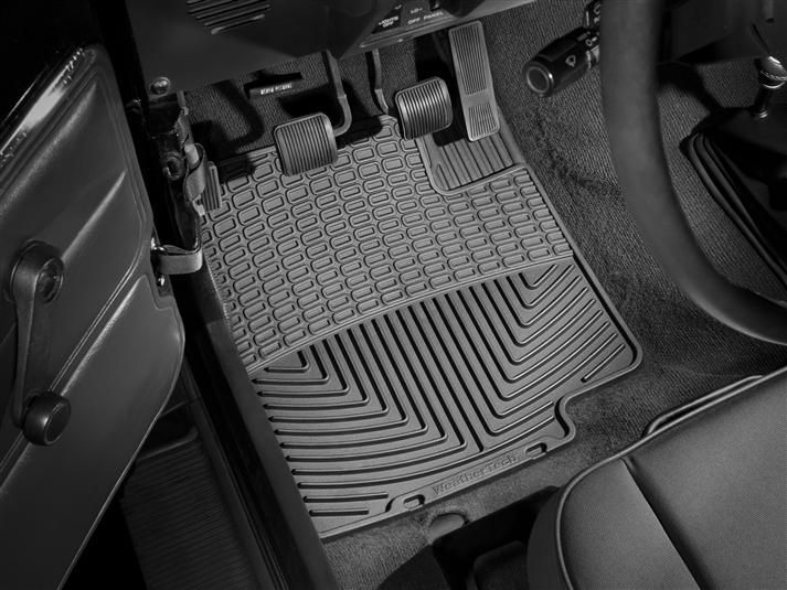 1993 Jeep Wrangler All Weather Car Floor Mats By Weathertech Traps Water Road Salt Mud And Sand Weathertec Jeep Wrangler Accessories Jeep Wrangler Jeep