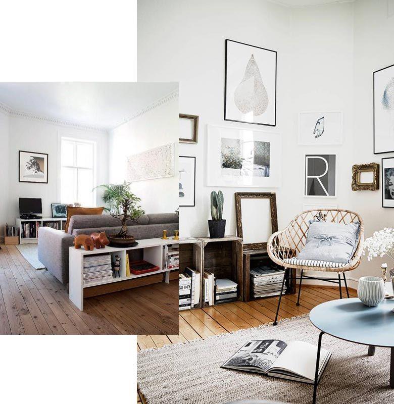 Astuces déco pour un petit salon | Salons, Living rooms and Room