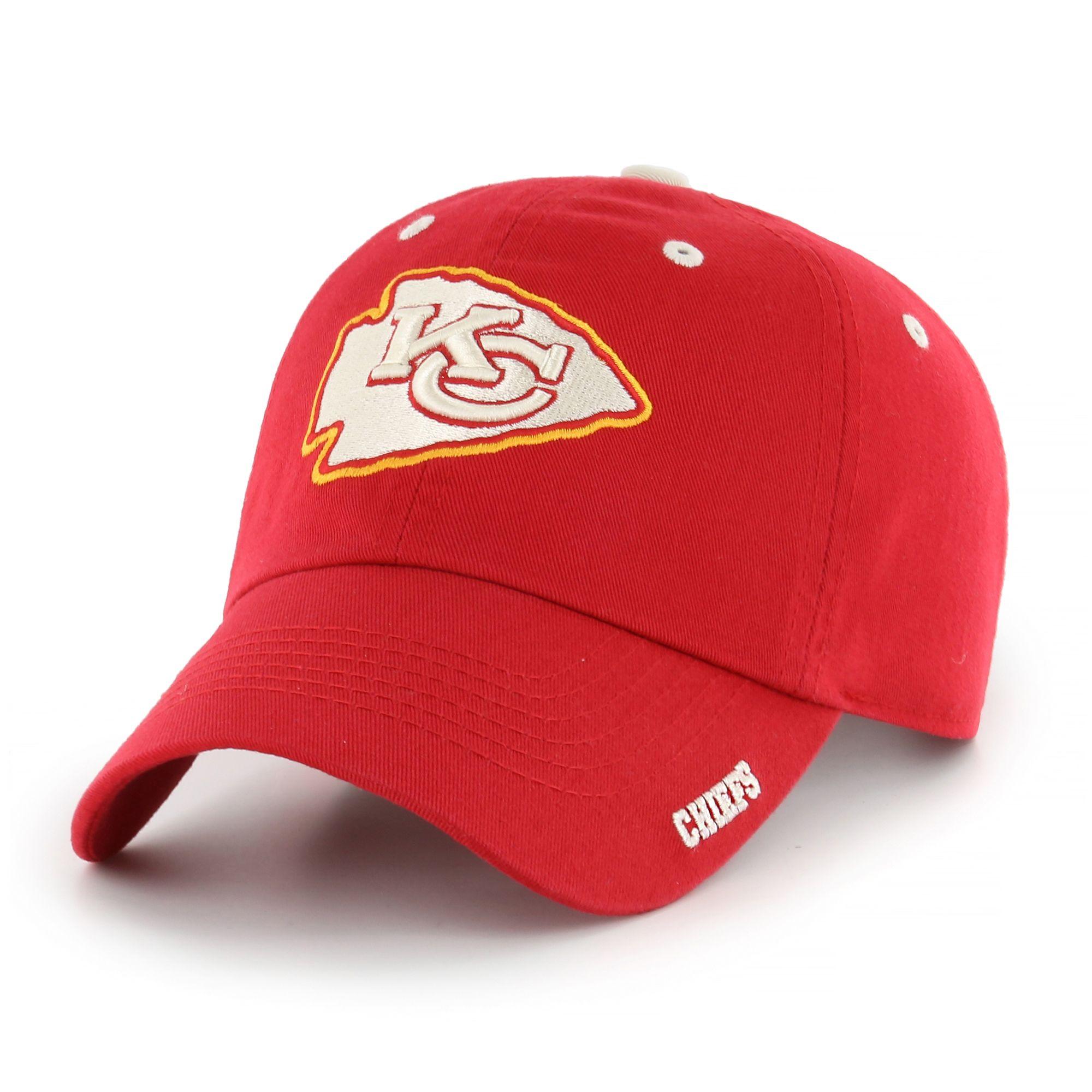 273d6240 Fan Favorites NFL Kansas City Chiefs Ice Adjustable Hat, Size: One ...
