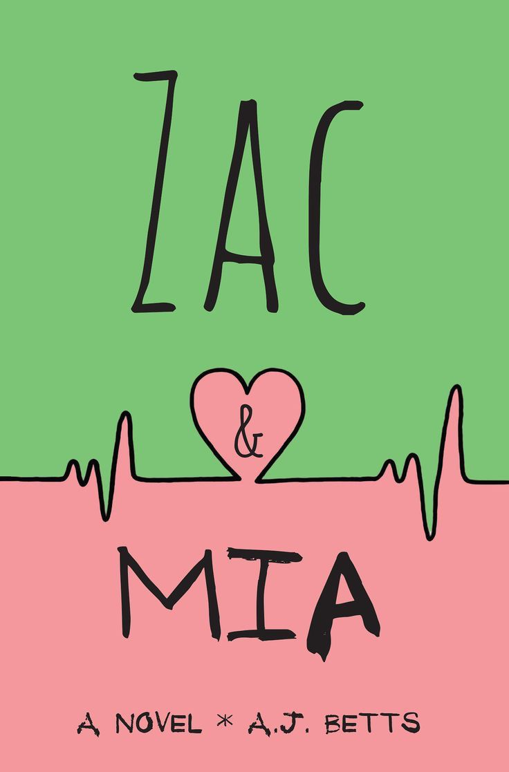 A.J. Betts - Zac and Mia