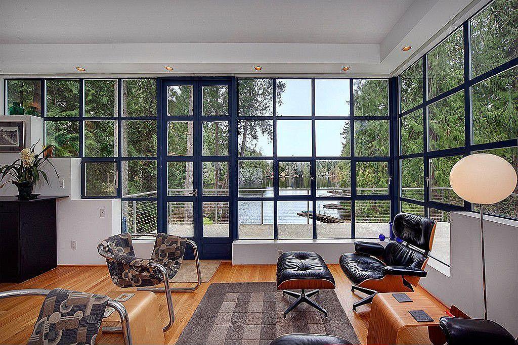 Laminate, Carpet, Modern, French, Window seat, Balcony