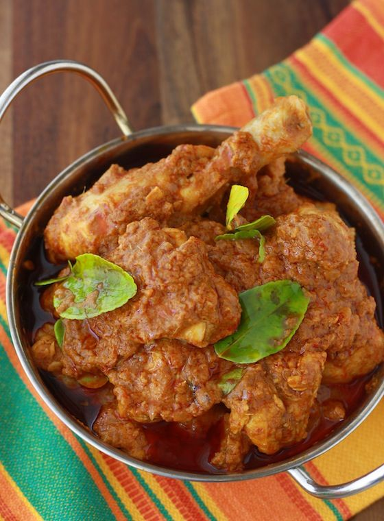 Malaysian kapitan chicken curry recipe by seasonwithspice malay food malaysian kapitan chicken curry recipe forumfinder Images