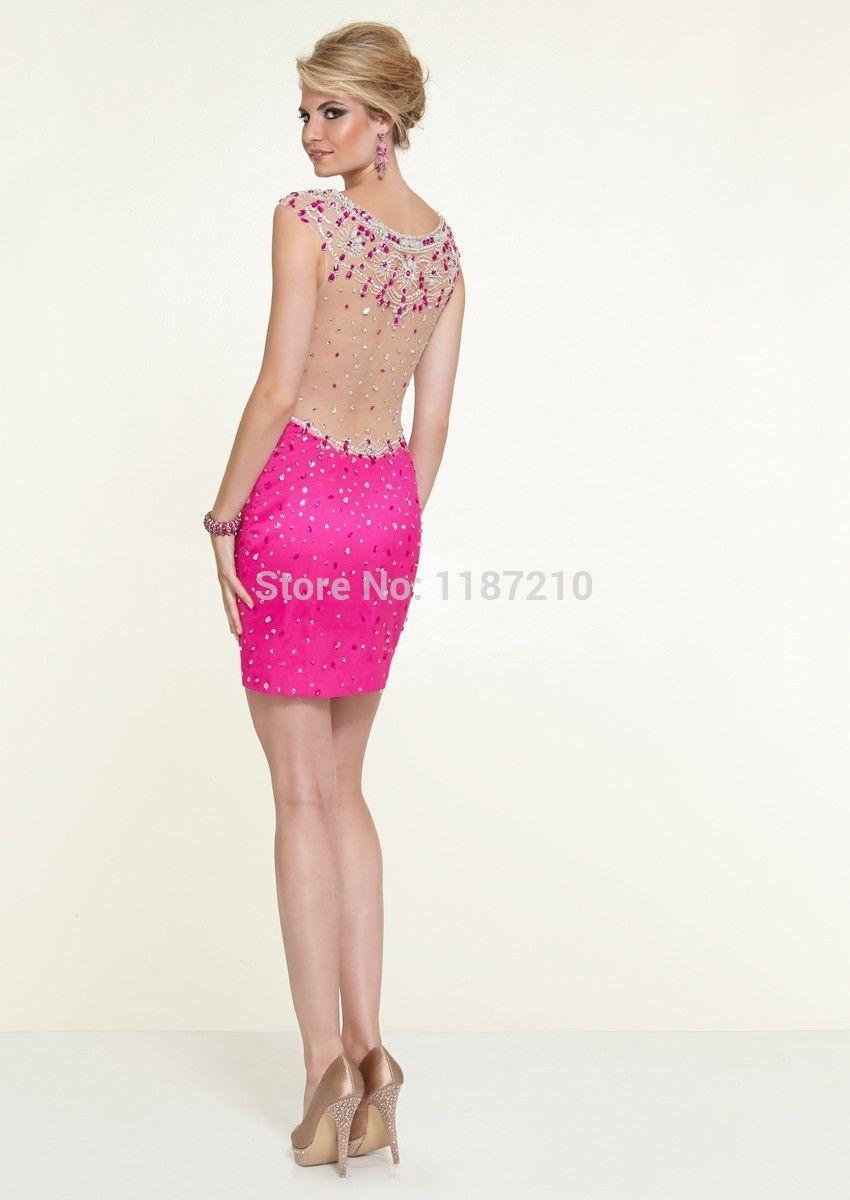 vestidos de fiesta - Buscar con Google | vestidos corte sencillo ...