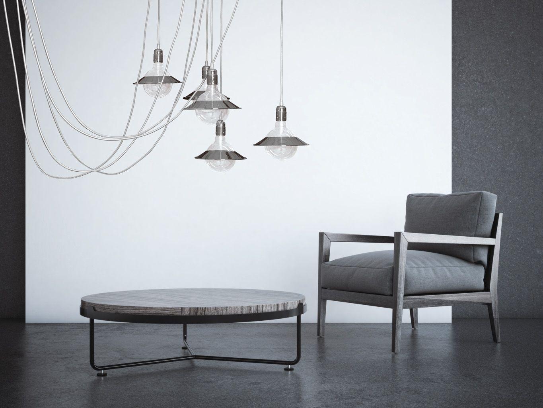 Lampade A Sospensione Design : Lampada a sospensione a 5 luci chrome design moderno. by viadurini