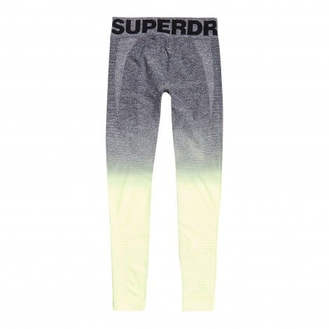 Sportlegging Print Dames.Superdry Sports Seamless Ombre Sportlegging Dames Grey Lemonade