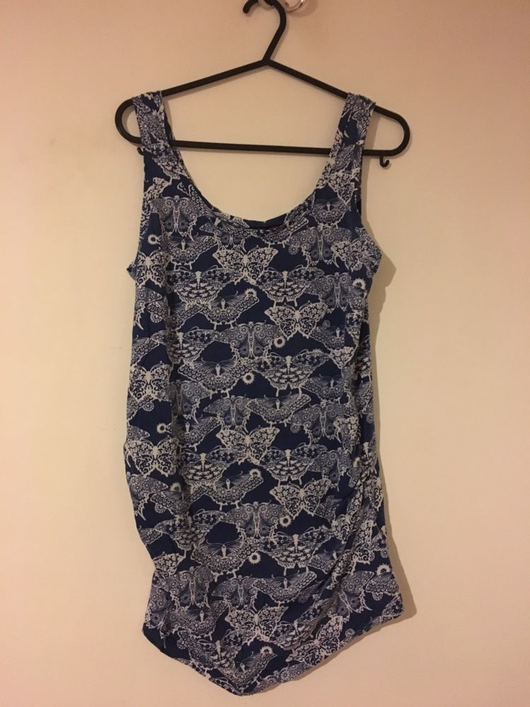 32ce53e051378 Womens Maternity Butterfly Cotton Vest Top New Look Size 10 #fashion # clothing #shoes #accessories #womensclothing #maternity (ebay link)