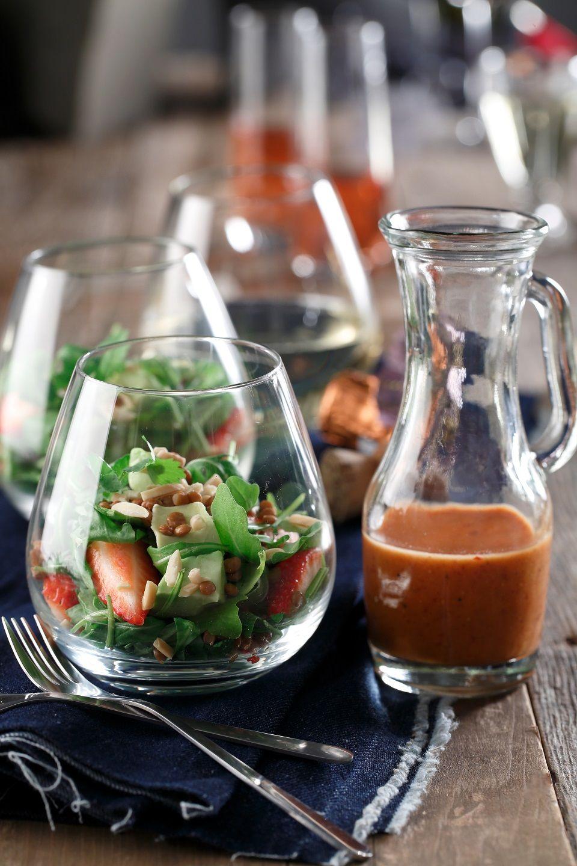 chipotle salad dressing calories