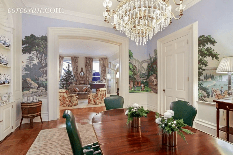 American History Depicted by Zuber Wallpapers - The Glam Pad /Scenes of North America