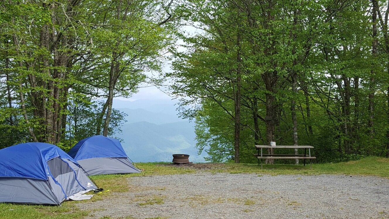 Mile high campground Cherokee, NC   Campground, Marseilles ...