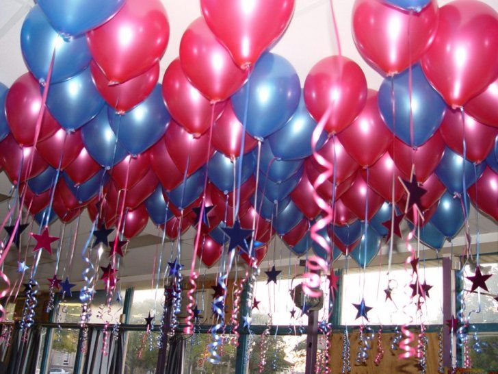 balloons decorations ideas interior home design