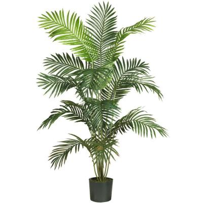 Nearly Natural 6 Ft Croton Silk Tree