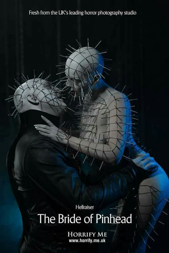 hellraiser the bride of pinhead cenobite horror