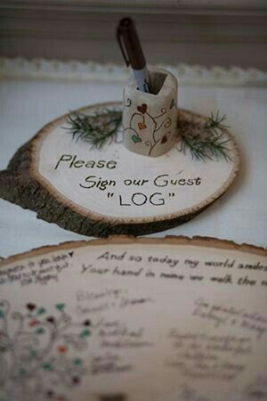 Guest log