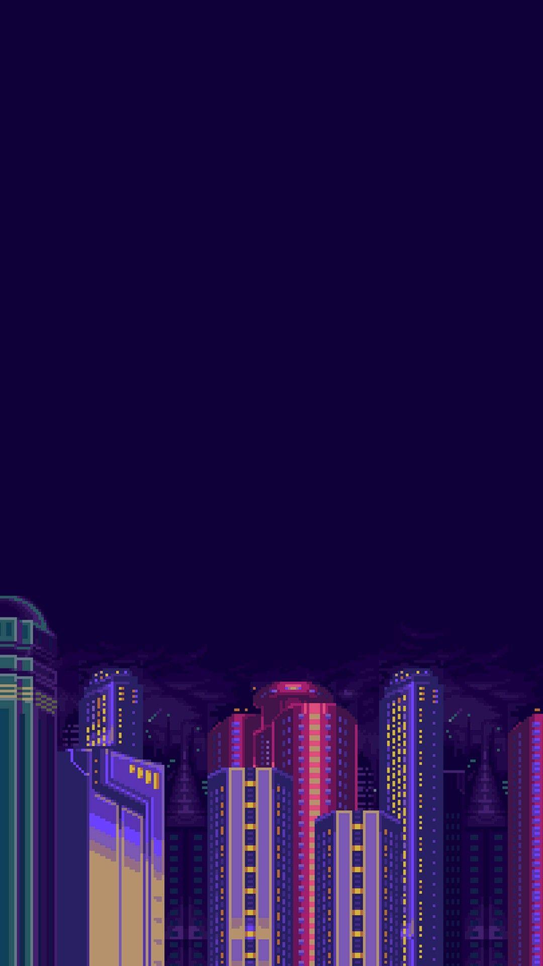 Rgb Color Wheel, Calming Images, Skyline Painting, Retro Video Games, Vaporwave,