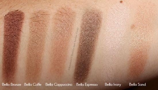 0639382def9c9 Milani Bella Eyes Gel Powder Eyeshadows  The Neutrals ...