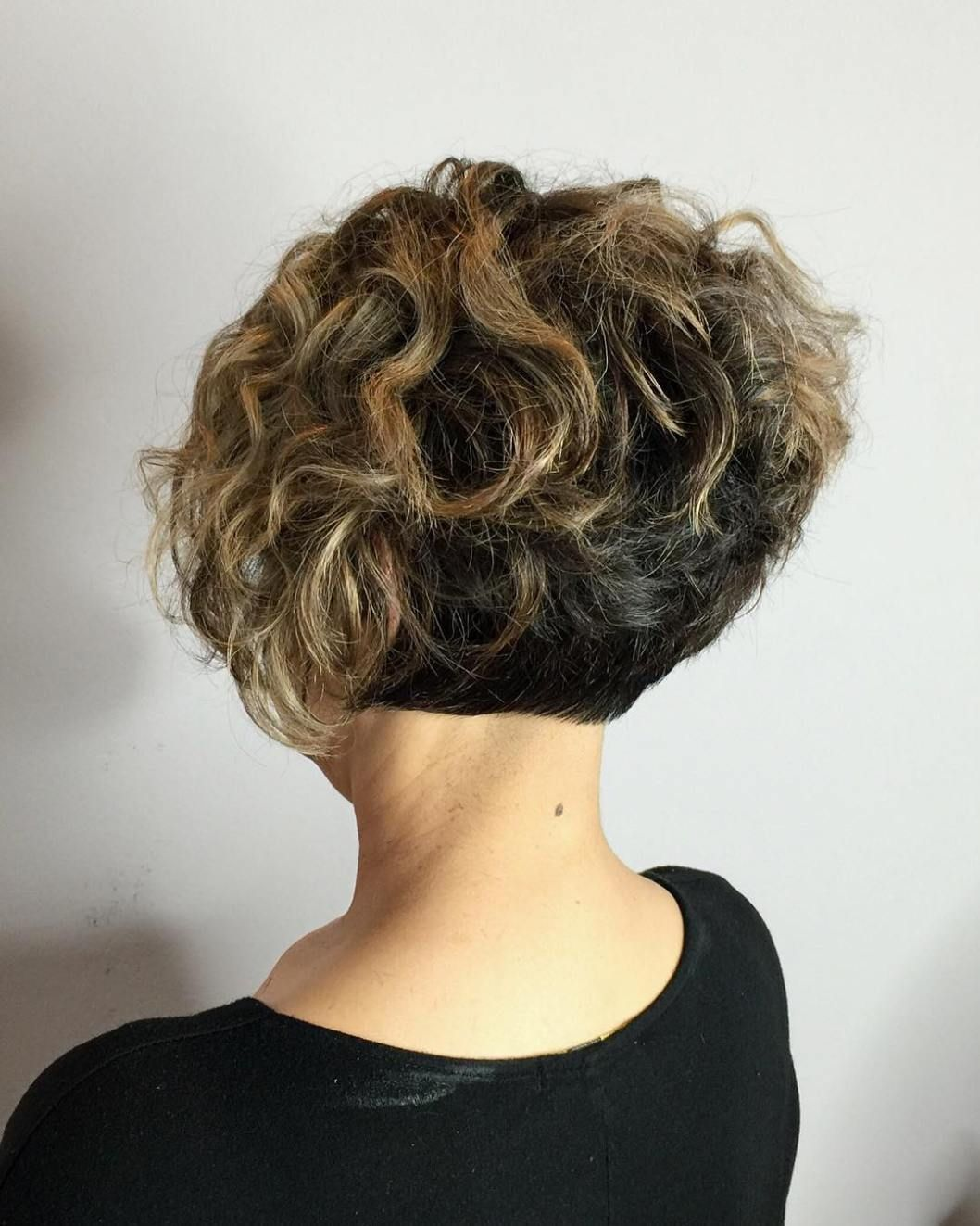 Most Delightful Short Wavy Hairstyles  Short curly bob Curly