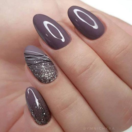 99 Brilliant Dark Nail Designs Ideas To Make Others Envious